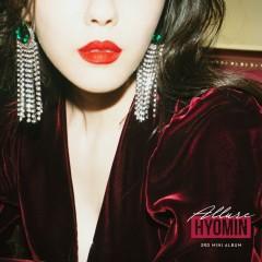 Allure (EP) - HYOMIN