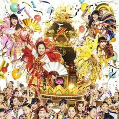 MOMOIRO CLOVER Z BEST ALBUM Momo mo Jyu, Bancha mo Debana CD3 - Momoiro Clover Z