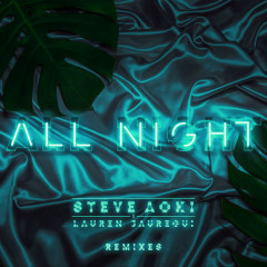 All Night (Remixes) - Steve Aoki, Lauren Jauregui