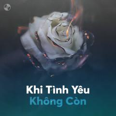 Khi Tình Yêu Không Còn - Various Artists