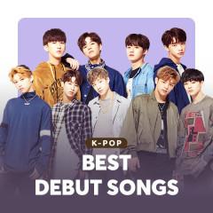 Best K-pop Debut Songs - Various Artists