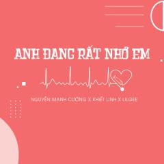Anh Đang Rất Nhớ Em (Single)