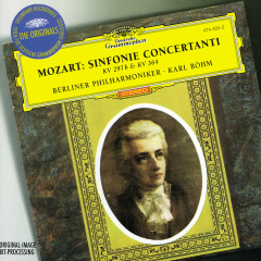 Mozart: Sinfonie concertanti - Berliner Philharmoniker,Karl Böhm