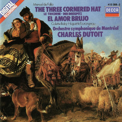 Falla: El sombrero de tres picos; El amor brujo