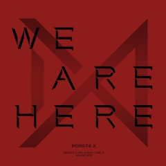 We Are Here – The 2nd Album Take.2 - MONSTA X