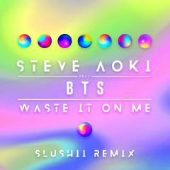 Waste It On Me (Slushii Remix) - Steve Aoki