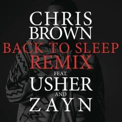 Back To Sleep REMIX - Chris Brown,Usher,ZAYN