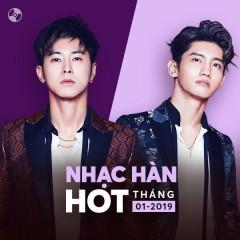 Nhạc Hàn Hot Tháng 01/2019