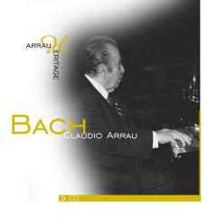 Bach js-Arrau heritage - Claudio Arrau