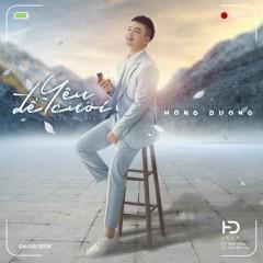 Yêu Để Cưới (Single) - Hồng Dương