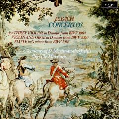 Bach, J.S.: Concertos for Violin & Flute