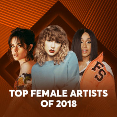 Top Female Artists Of 2018 - Various Artists
