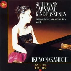 Schumann Carnaval Kinderszenen No 2 - Ikuyo Nakamichi