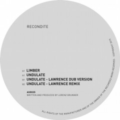 Limber / Undulate - Recondite