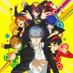 Persona4 The GOLDEN Original Soundtrack - Shin Megami Tensei