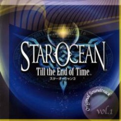STAR OCEAN Till the End of Time Original Soundtrack vol.1 CD1 - Motoi Sakuraba
