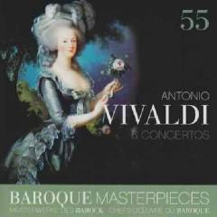 Baroque Masterpieces CD 55 - Vivaldi 6 Concertos (No. 1) - James Galway, I Solisti Veneti