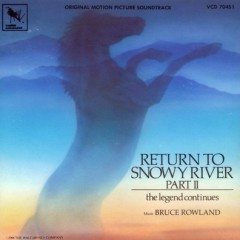 Return To Snowy River Part II OST