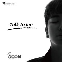 Talk To Me (Single)