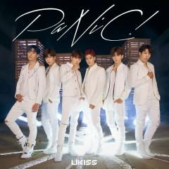 PaNic! (Japanese) - U-KISS