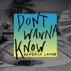 Don't Wanna Know (Single)