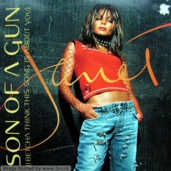 Son Of A Gun (Promo CDS) - Janet Jackson