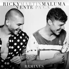 Vente Pa' Ca (Remixes) (Single)