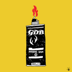 Warning Sign (Single) - GDB