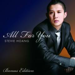 All For You (Bonus Edition)