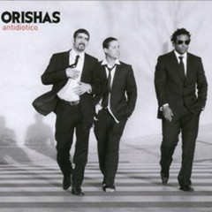 Antidiotico (Limited Edition) (CD1) - Orishas