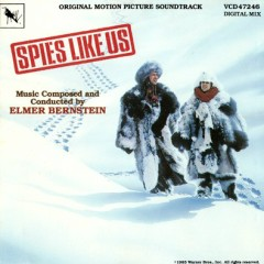 Spies Like Us (Score)