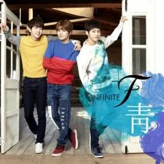 First Single Album `靑` - Infinite F