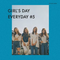 GIRL'S DAY EVERYDAY #5 (Mini Album)