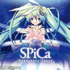 Headphone-Tokyo 1st EP - SPiCa  - TokuP,Hatsune Miku