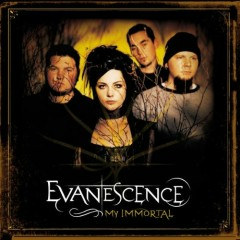 My Immortal - UK Single - Evanescence
