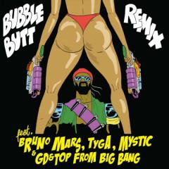 Bubble Butt  - Major Lazer,GD&TOP