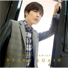 START AGAIN - Kamiya Hiroshi