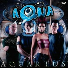 Cartoon Heroes - Aqua