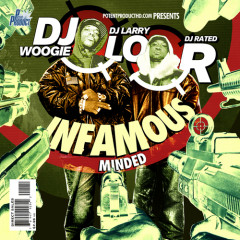 Infamous Minded (CD1) - Mobb Deep