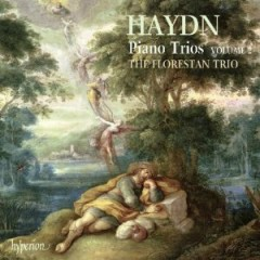 Haydn - Piano Trios Vol. 2  - The Trio Florestan