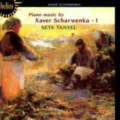 Xaver Scharwenka, Seta Tanyel – Piano Music Vol  1 - Seta Tanyel