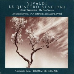 Vivaldi - Le Quattro Stagioni CD 1