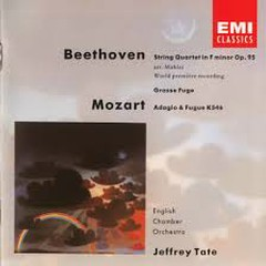 Beethoven - String Quartet In F Minor, Op. 95 - Jeffrey Tate,English Chamber Orchestra