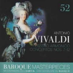 Baroque Masterpieces CD 52 -  Vivaldi  L'estro Armonico CD 2 (No. 1)