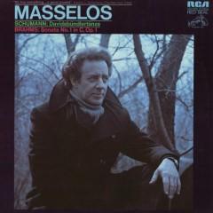 Schumann, Brahms - Masselos
