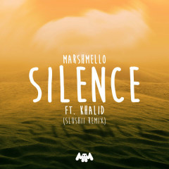 Silence (Slushii Remix) - Marshmello, Khalid, Slushii