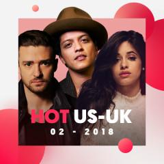Nhạc US-UK Hot Tháng 02/2018