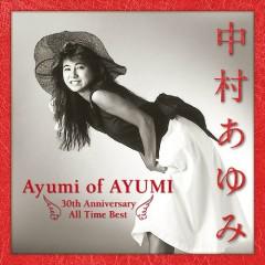 Ayumi of AYUMI -30th Anniversary All Time Best - Ayumi Nakamura
