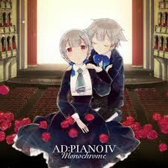 AD:PIANO IV Monochrome CD2