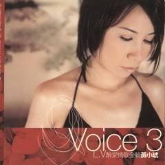 The Voice 3 L.V 醉爱情歌全辑/ The Voice 3 L.V - Hoàng Tiểu Hổ